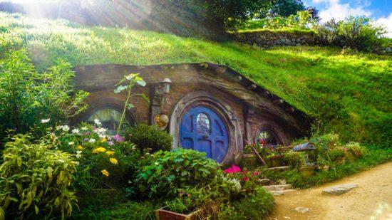 casă de hobbit