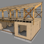 De ce construim casa din Cross-Laminated Timber (CLT)?